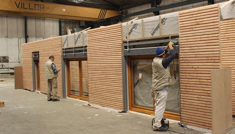 Casas prefabricadas madera entramado ligero - Casas entramado ligero ...