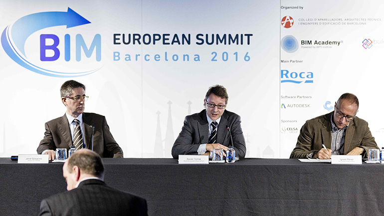 European bim summit 2016 mostrar los ltimos avances en for European bim summit