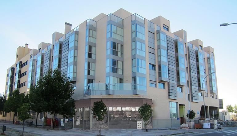 Primera promoci n de viviendas en espa a con certificado for Ahorro total vallecas