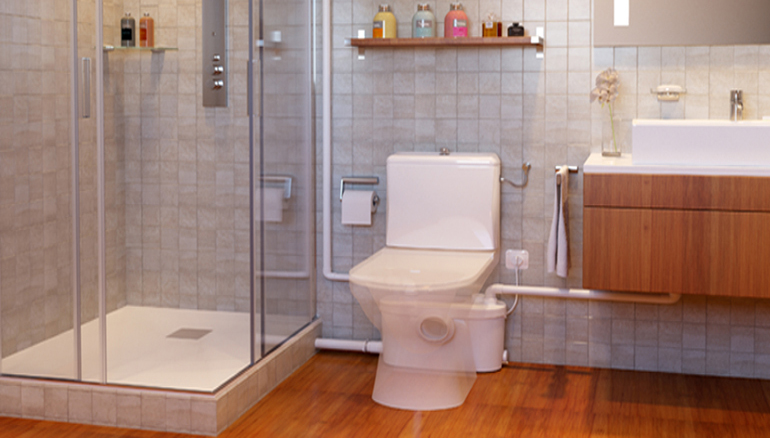 Nueva gama de trituradores sanitarios de sfa sanitrit - Inodoro con triturador ...