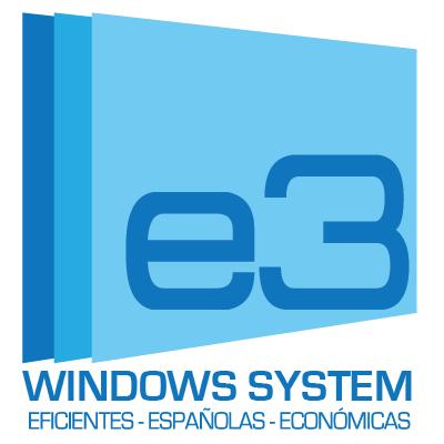 E3WS Ventanas Eficientes