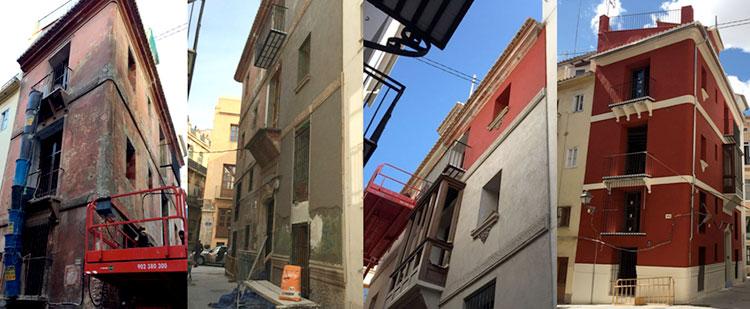 Diathonite: morteros ecológicos de corcho y cal aislantes del Mediterráneo para mejorar la calidad del aire interior