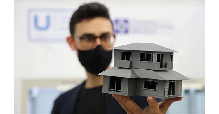 La Universidad Francisco de Vitori de Madrid, primer centro europeo de formación 3D