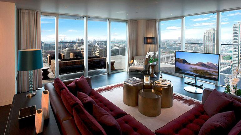 Las viviendas de lujo en Londres contra las tendencias a la baja del Brexit