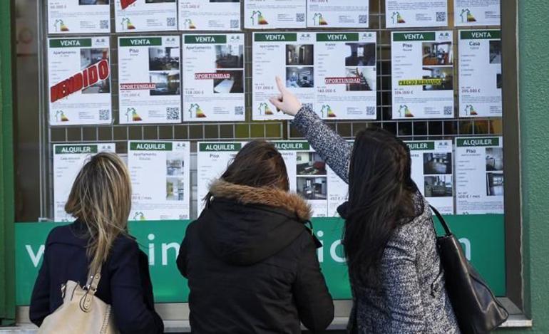 La compra de vivienda usada se sitúa en niveles históricos y ya acapara el 90% de las operaciones