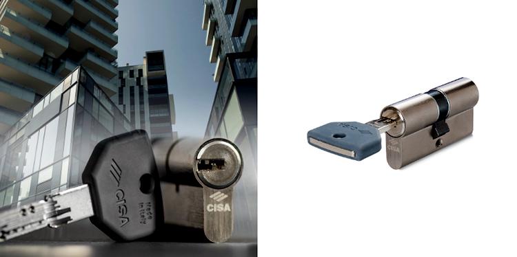 Nuevo cilindro indicadopara la gestión de edificios con múltiples accesos