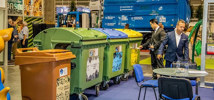 Ecofira vuelve a Feria Valencia del 5 al 7 de octubre con los principales operadores medioambientales