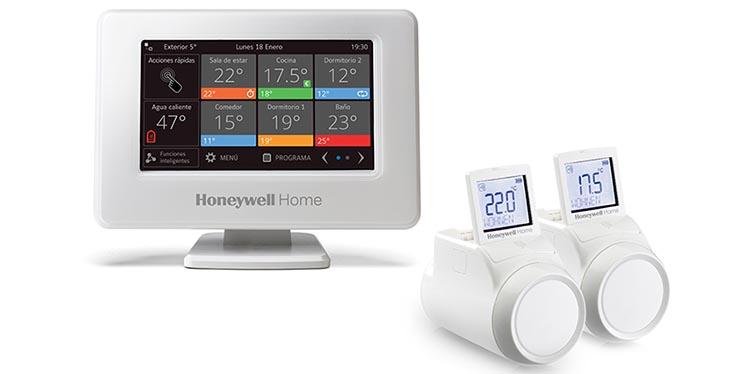 Clima inteligente que modula la calefacción en función de la temperatura exterior