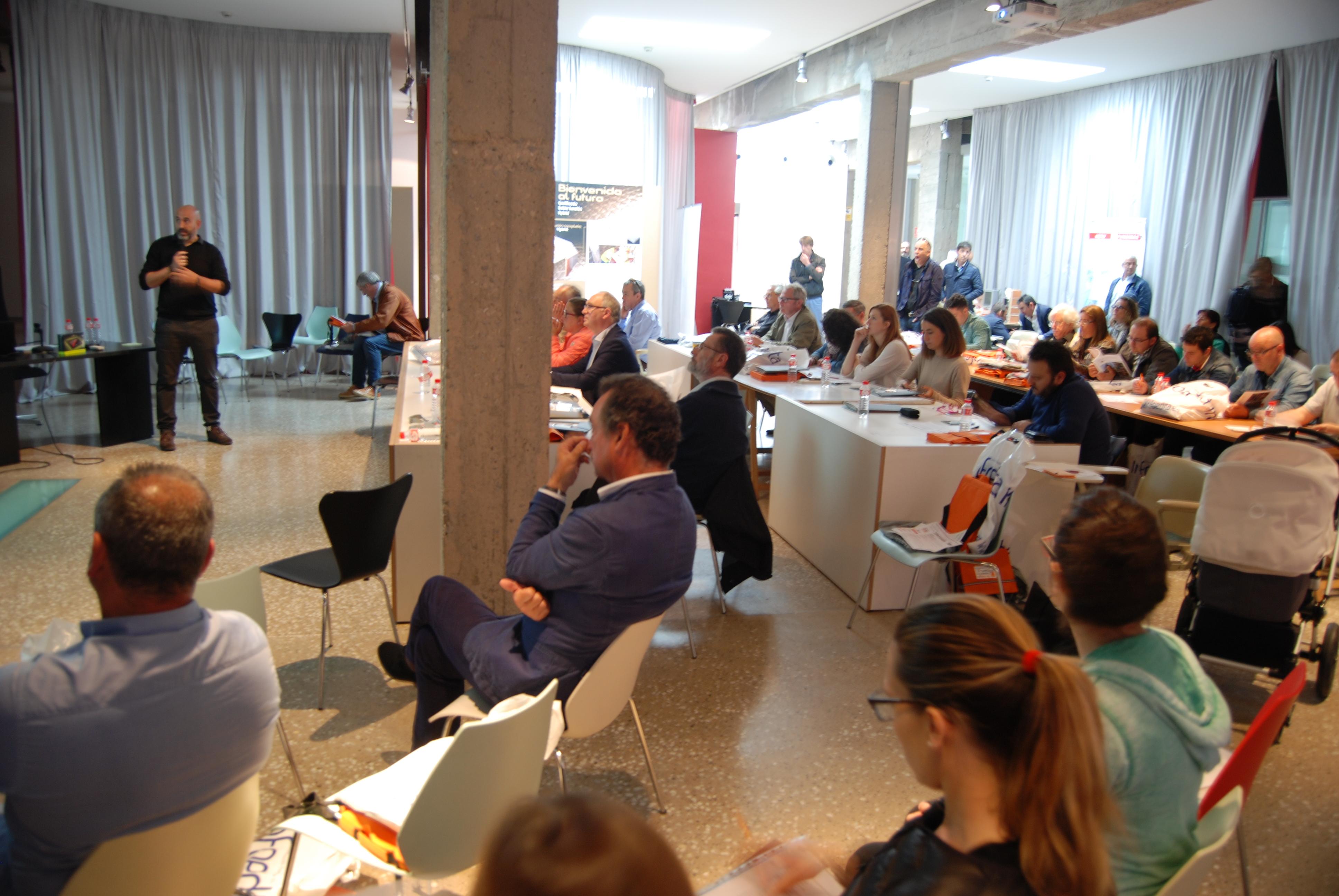Innovación en productos y sistemas para la construcción en Barcelona
