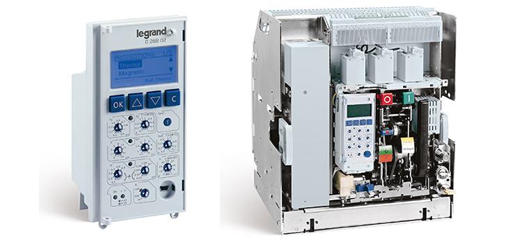 Interruptores de bastidor abierto DMX³ 4000 -1000Vac