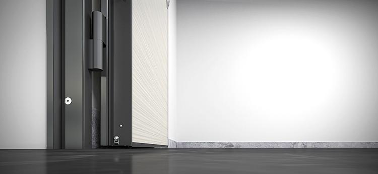Sistema de puertas pensado para maximizar el rendimiento ambiental