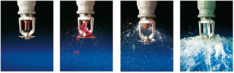 Norma para la instalación de sistemas de rociadores automáticos
