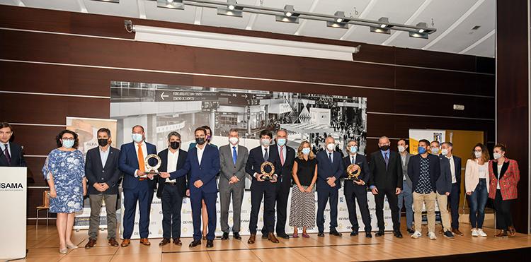 Keros Cerámica Ferro Spain, Coloronda, Realonda y Sistemas de Diseño Digital, Premios Alfa de Oro 2021