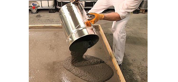 Reparación de hormigón no estructural