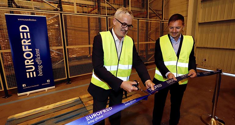 Eurofred expande su capacidad logística y refuerza su apuesta por la formación con dos nuevas instalaciones en Sevilla