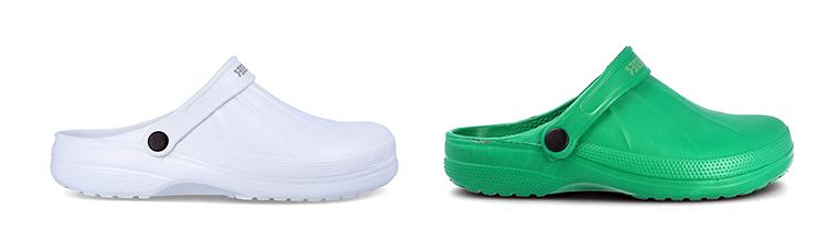 Paredes Seguridad dona todo su stock de calzado hospitalario para contribuir en la lucha contra el Covid19