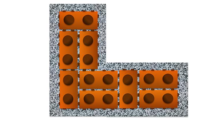 ladrillo base autocentrable 5