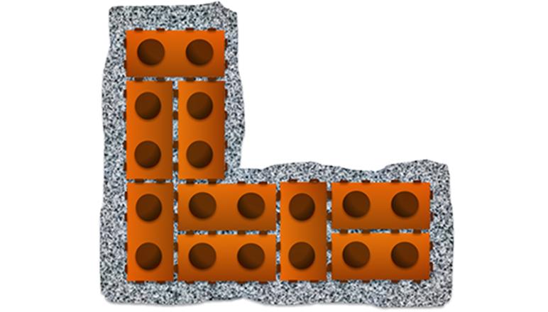 ladrillo base autocentrable 6
