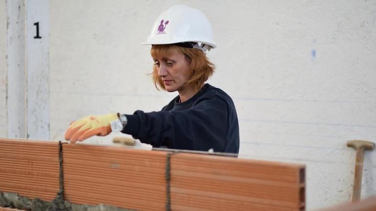 Mujeres en el Sector Construcción