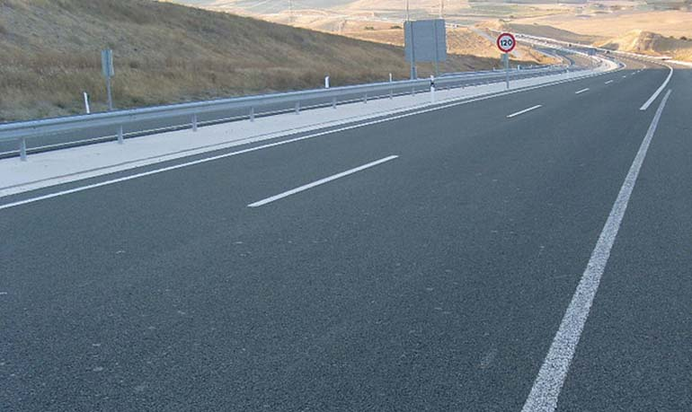 carreteras marcas horizontales