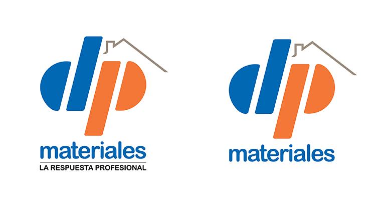 DP MATERIALES LOGO