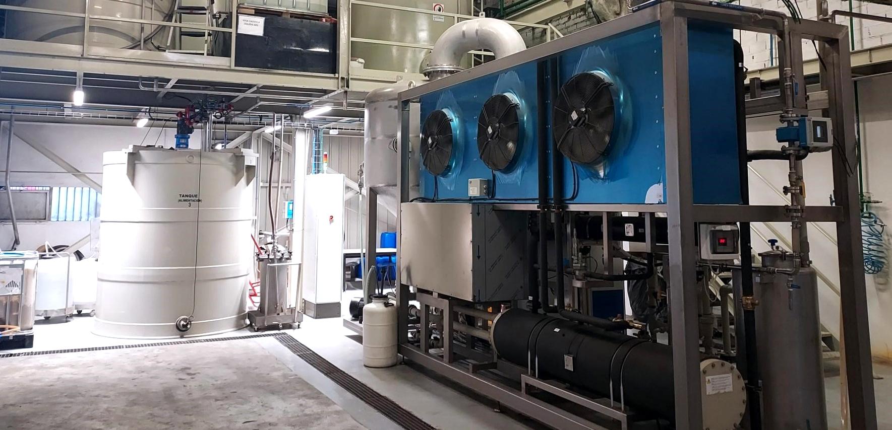 Sika reduce un 65% los residuos no peligrosos de su planta de Alcobendas en Madrid