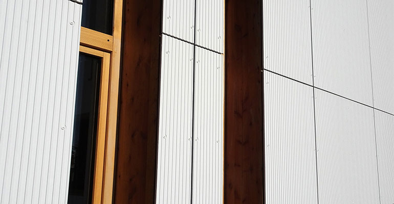 Equitone detalle fachadas