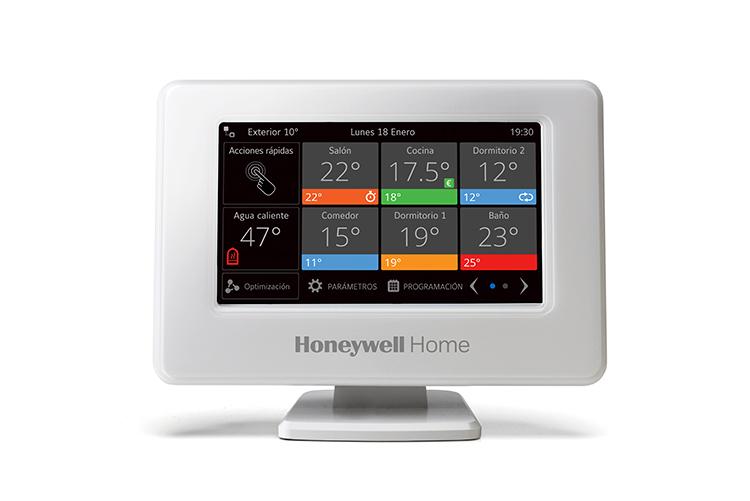 Sistema de zonificación permite controlar la temperatura de forma local o remota