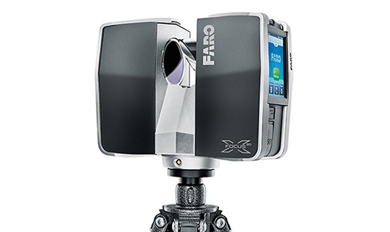 escaner laser faro