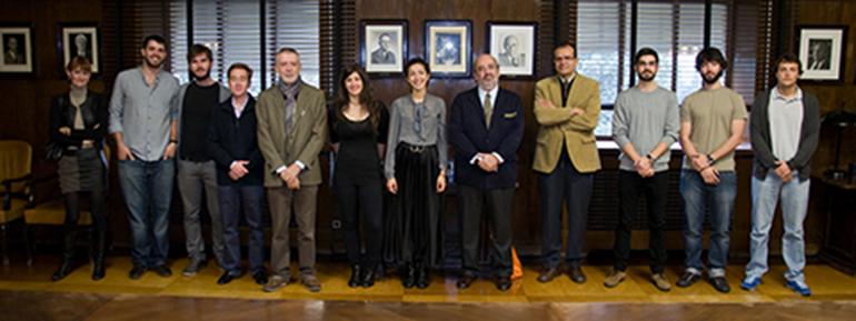 Premiados en el VIII Concurso del Aula Cerámica Hispalyt, categoría de Fachadas Cerámicas