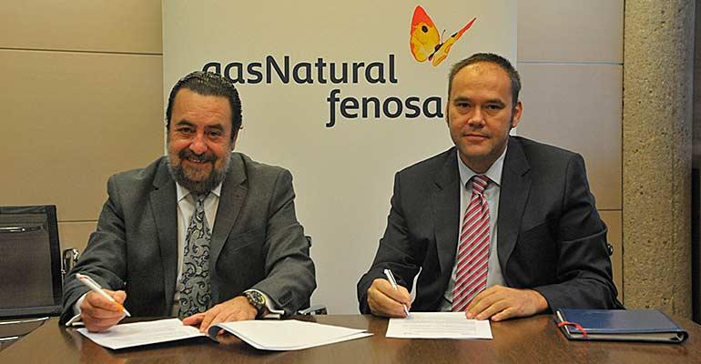 Gas Natural Fenosa y CEI