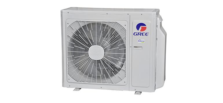 Gama multisplit basada en el gas refrigerante R32