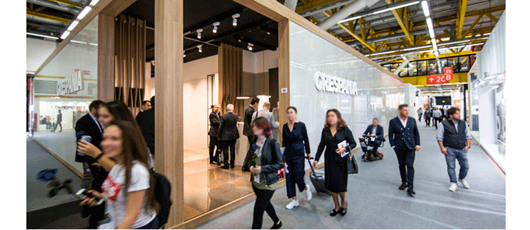 Grespania presentará sus nuevas tendencias en interiorismo en Cersaie