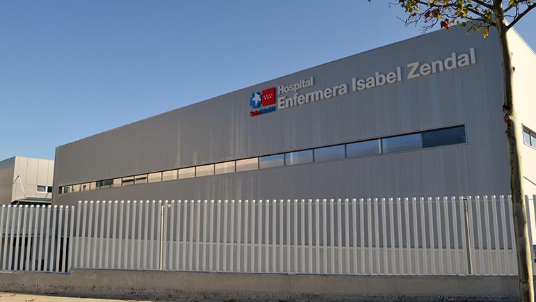 Ursa XPS, 6.000 metros cuadrados en la cubierta del nuevo Hospital de Pandemias de Madrid