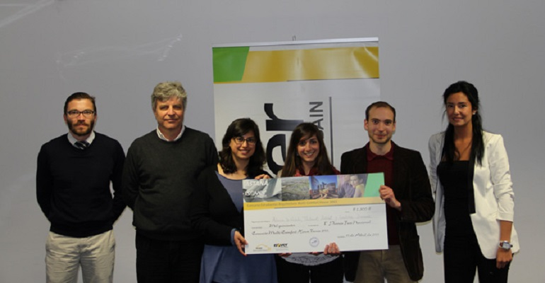 Isover ganadores Politécnica Cataluña