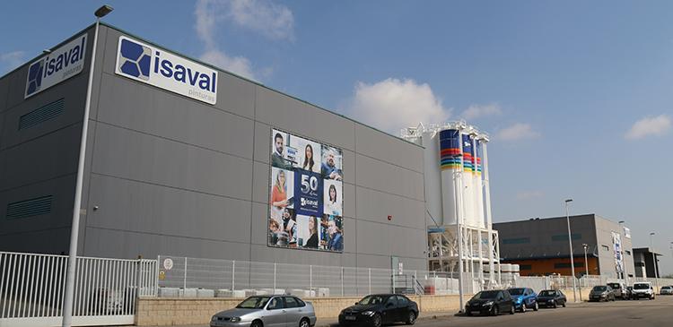 Pinturas Isaval acuerda por unanimidad garantizar el 100% del empleo y desestima un ERTE