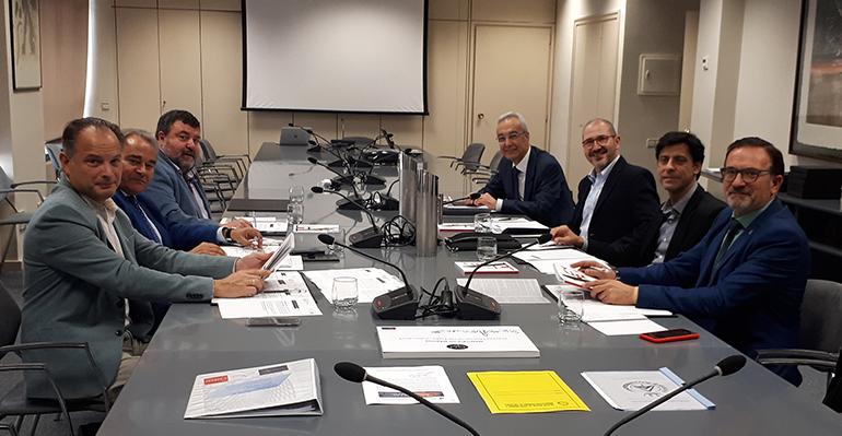 La I edición de los Premios Nacionales de Edificación premia a la Fundación Santa María Albarracín, Antonio Garrido y César Manrique