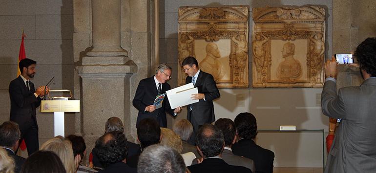 Rafael Moneo recibe premio