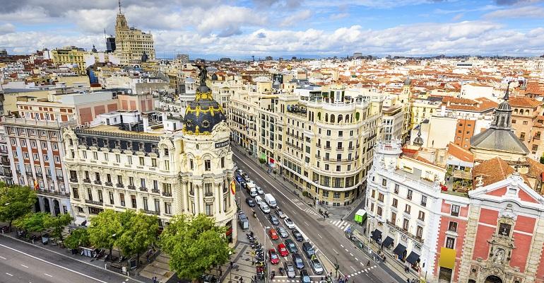 Madrid inversión oficinas
