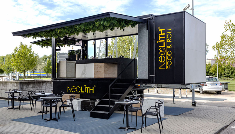 Neolith Food And Roll