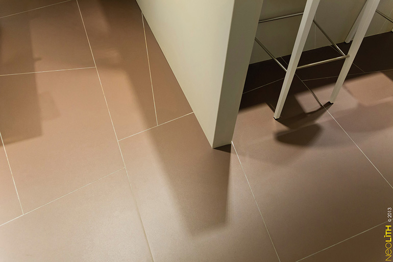 NEOLITH CHOCOLATE