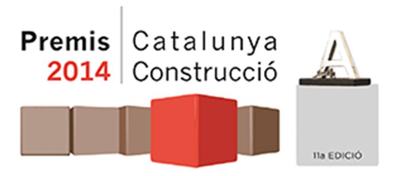 PREMIOS CATALUÑA CONSTRUCCIÓN