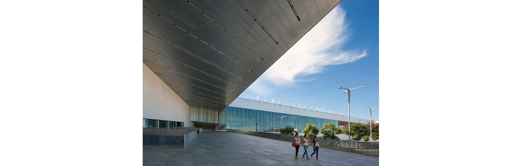 Palacio de Congresos, Sevilla