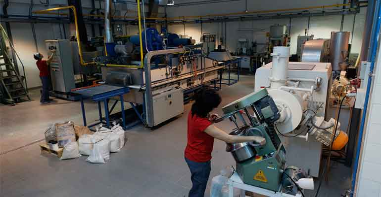 El ITC estudia cómo automatizar en control de la molienda cerámica