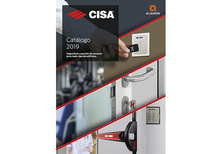 Cisa nuevo Catálogo