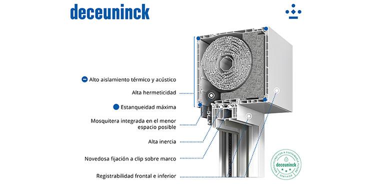 Elegant Infinity Thermofibra, eficiencia, sostenibilidad y diseño. La nueva generación de perfiles Deceuninck para ventanas
