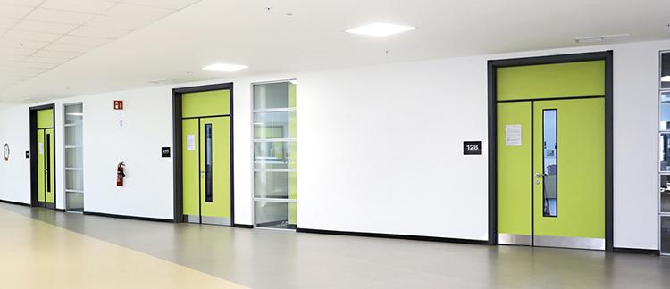 Vicaima suministra más de 800 puertas al complejo escolar Waterport Schools de Gibraltar