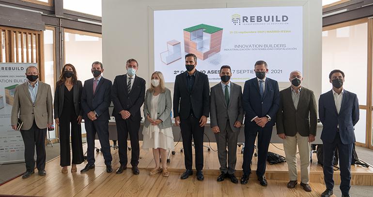 Rebuild 2021 llega a su cuarta edición con el viento a favor