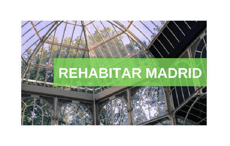 Rehabilitar Madrid 2019 Ifema