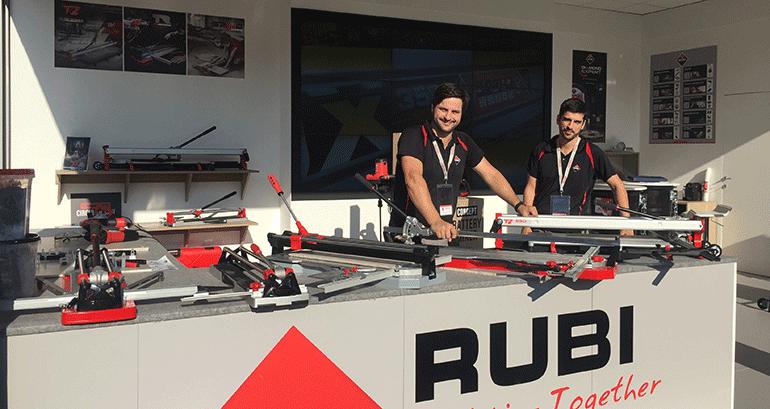 Rubi presentará algunas de sus novedades 2019 en Cersaie